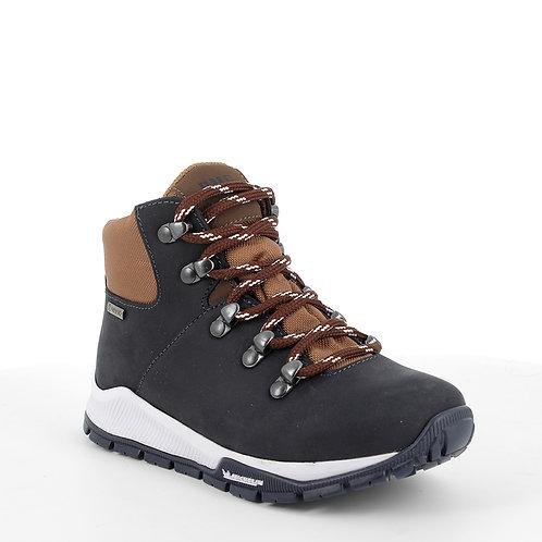 Primigi Navy Leather Goretex Boot 8420322