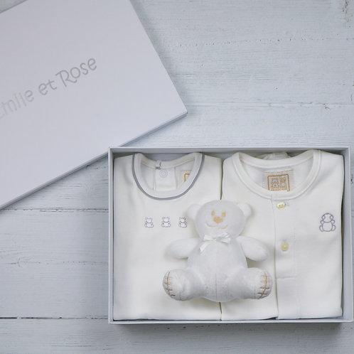 Emile et Rose New Baby Gift Set