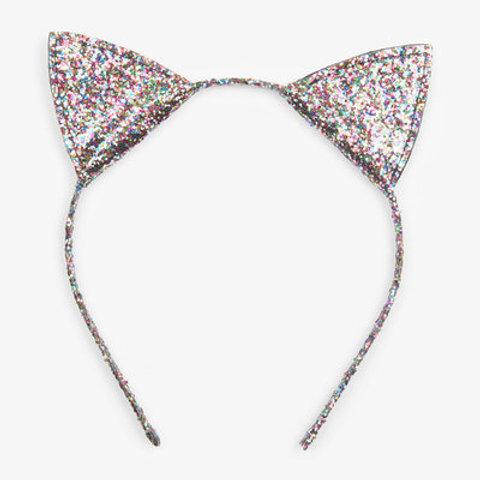 Hatley Glitter Kitty Headband