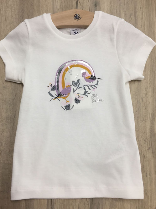 Petit Bateau Bird T Shirt