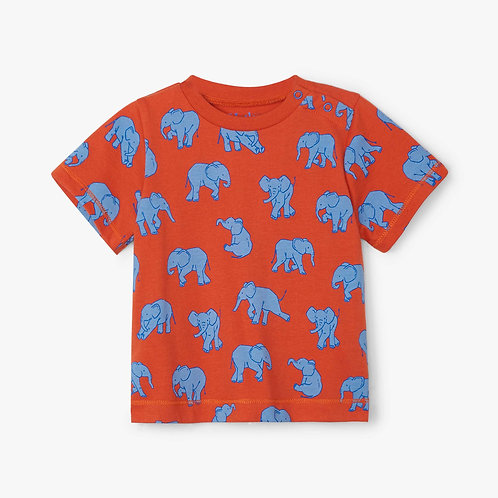 Hatley Dancing Elephants T Shirt