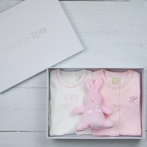 Emile et Rose Tessa Baby Gift Set