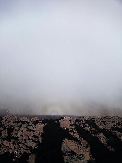 富士山のブロッケン