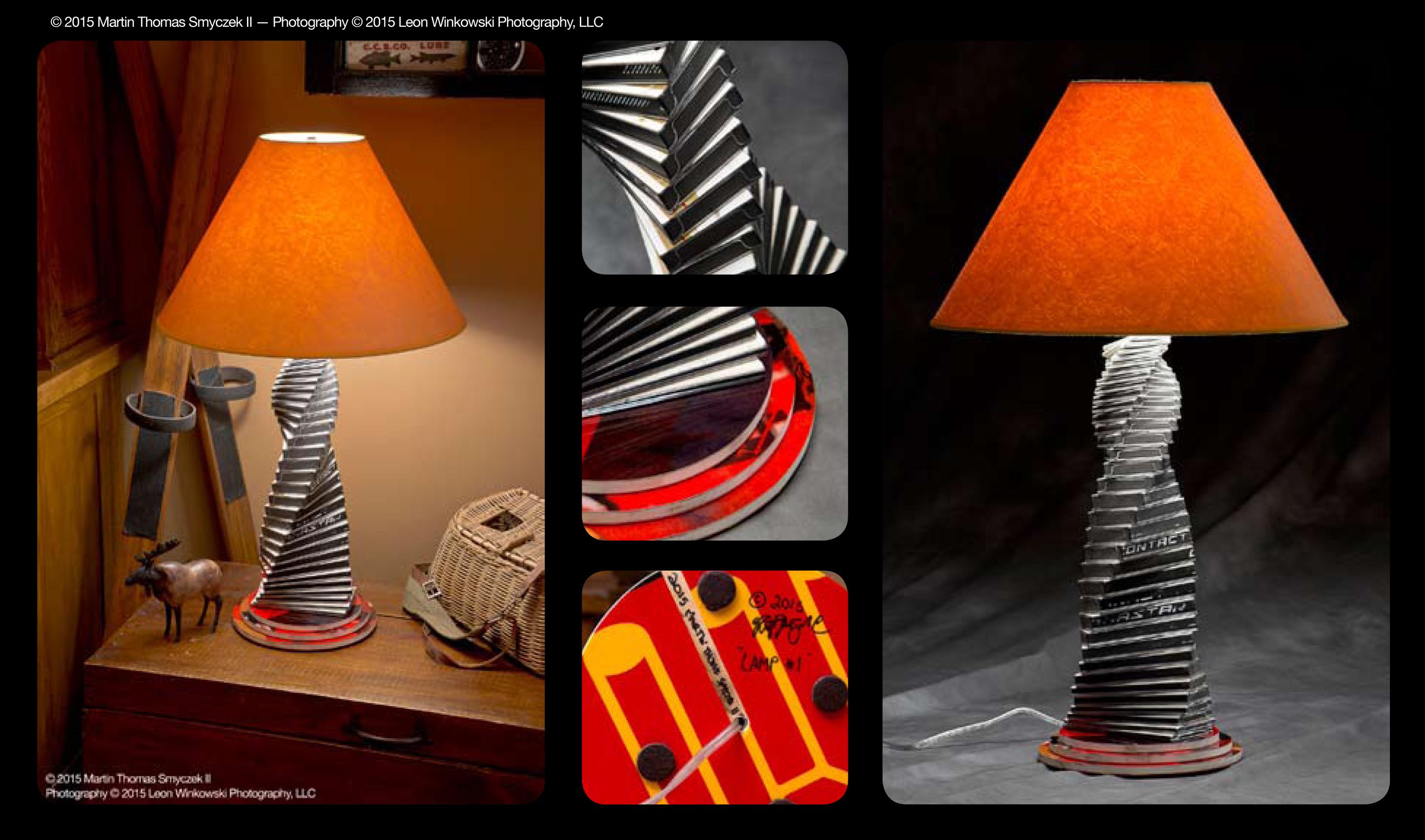 Lamp #1