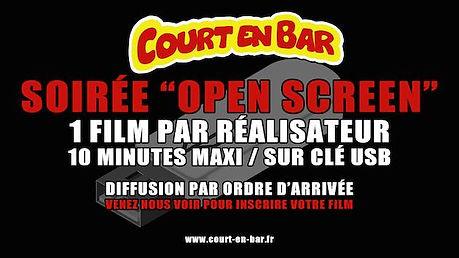 Court en Bar s3e5 - Open Screen