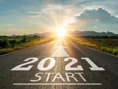 2021? What are you going to change?