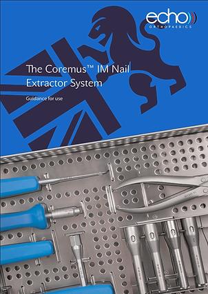 Ipswich coremus universal IM nail extraction kit