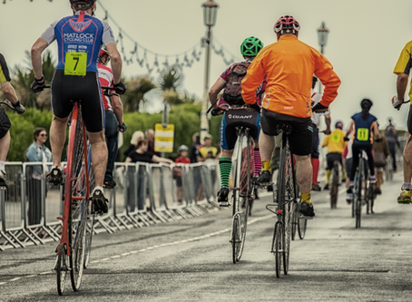 Echo Orthopaedics sponsor cycling festival
