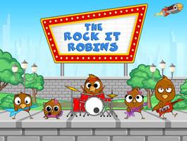 Rock It Robins: World of Music