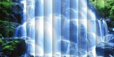 Snowfall blinds