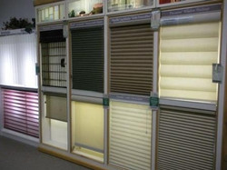 Large selection of blinds