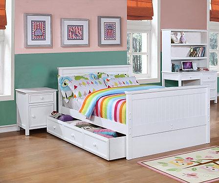 Payton Full Bed w/ Trundle