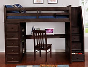 Multifunction-Full-Loft-Bed-with-Desk-an