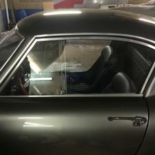 Ferrari window frame
