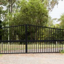 Wrougt Iron Gates