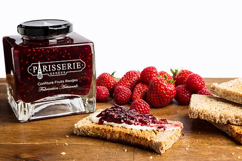 Red Fruits Jam (375gr)