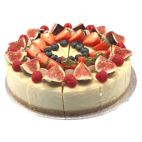 Cheesecake Red Fruit