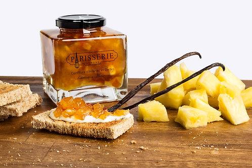 Pineapple & Dates Jam (375gr)