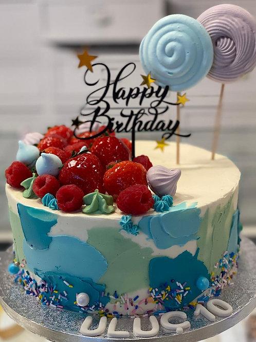 Birthday Cake - Plus
