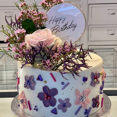 Birthday Cake - Premium