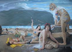 M Febriandy, Palu The Land of Eve, 132x1