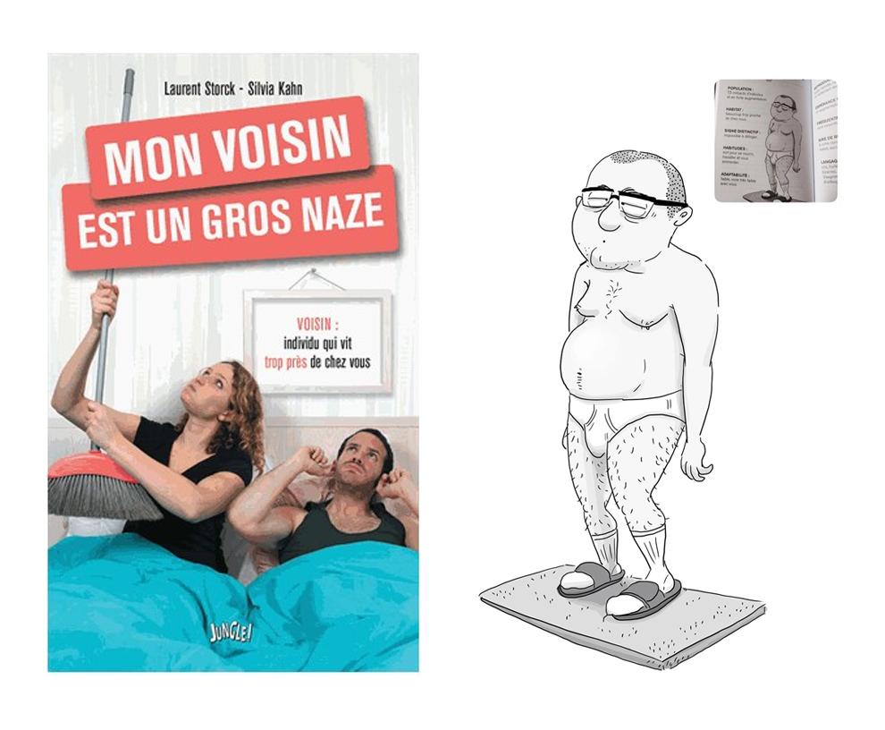 """""""Mon Voisin est un gros Naze"""""""