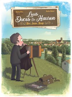 Louis Ducos du Hauron -cyan jaune magenta-