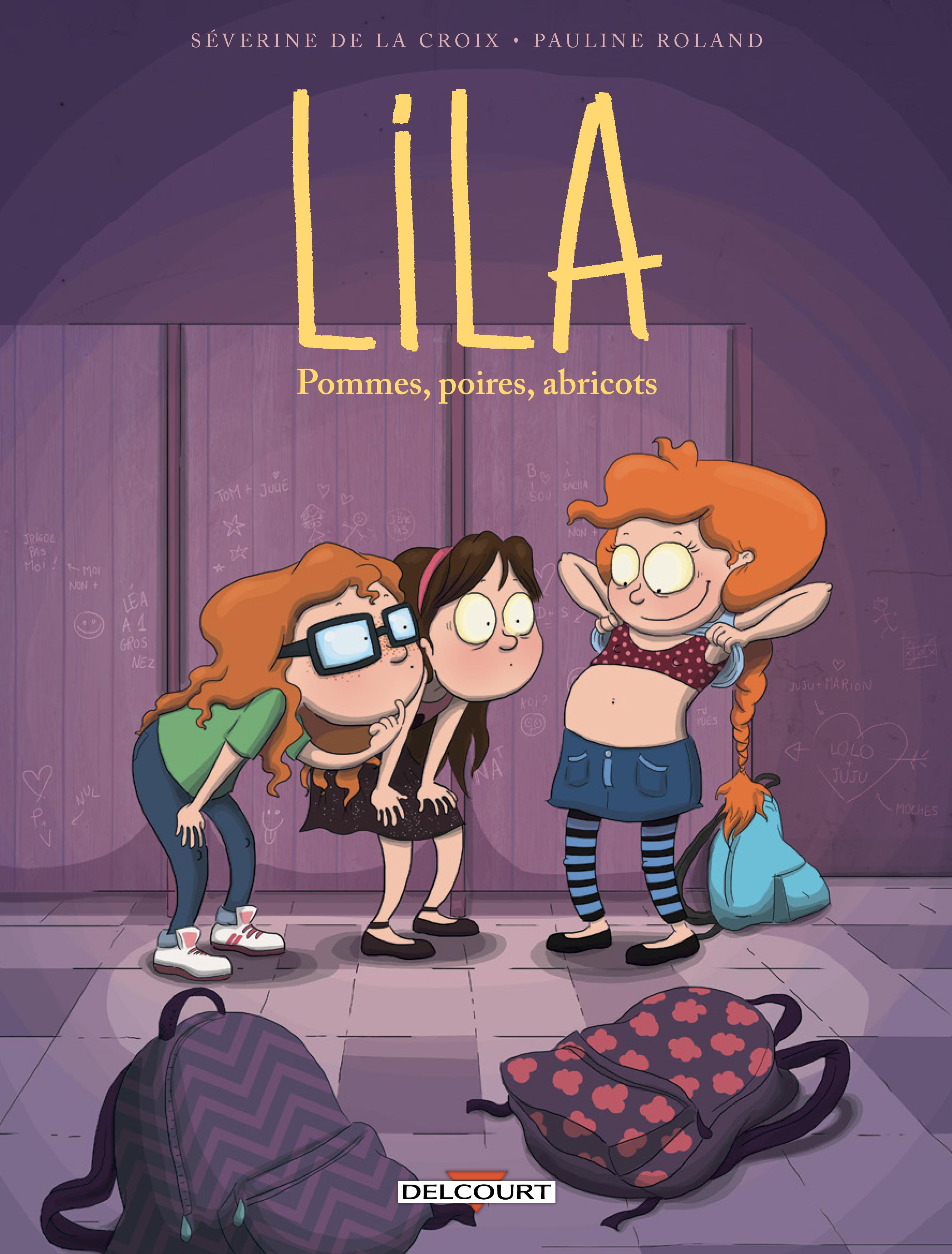 """LILA T1  """"pommes, poires, abricots"""""""