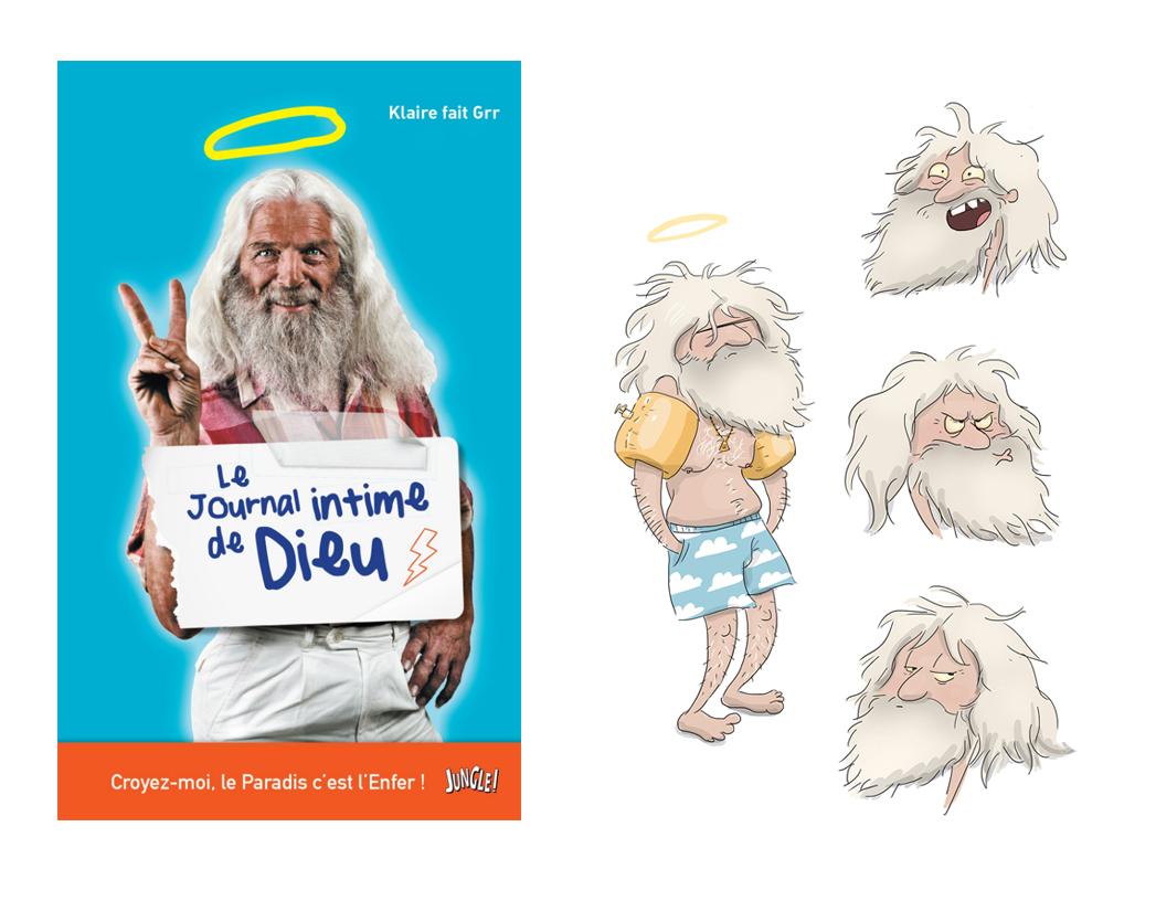 """""""Le Journal Intime de Dieu"""""""