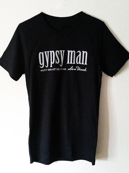 """""""Gypsy Man"""" - Unisex T-Shirt"""