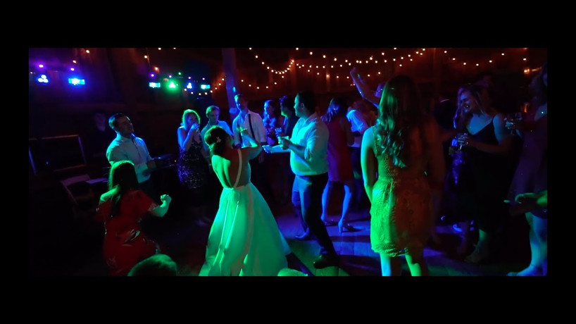 White Train in Action: Hebda Dance Party