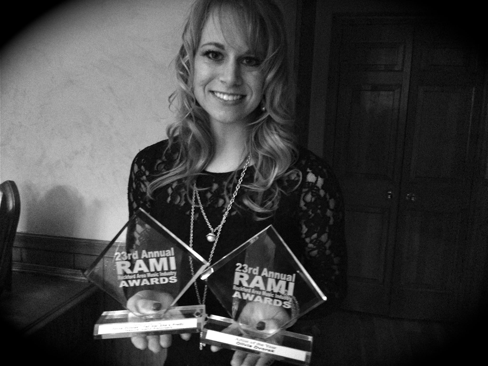 RAMI AWARD WINNER