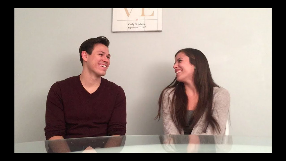 Looking Back on Their Big Day: Meet Cody & Alyssa