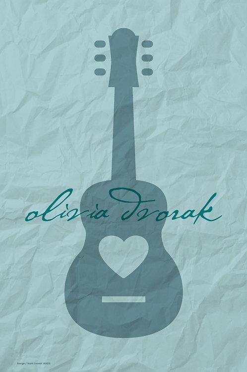 "Poster - ""Olivia Dvorak"""