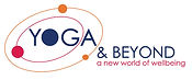 Yoga and Beyond website logo