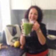 Gigi it healthy green drink