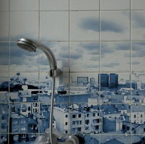 Sous la Douche le Ciel