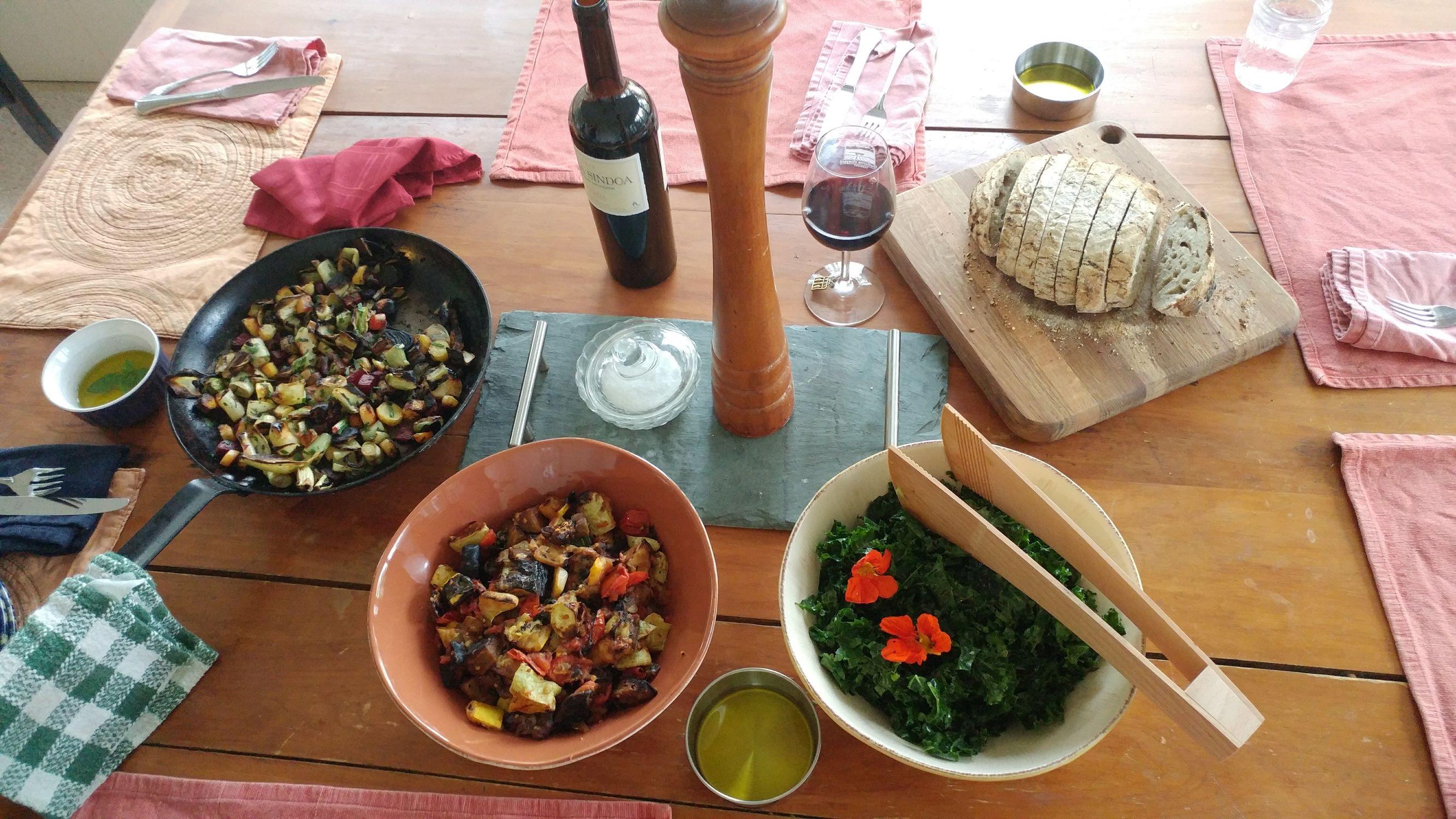 Cookbook Review: The Renees Garden Cookbook | The Happy Hive ...