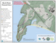 Rock Point_LCLT Designed Trail Map_June