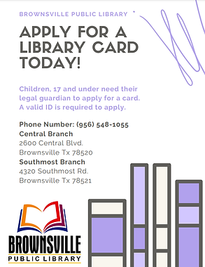 Hours and library card.png