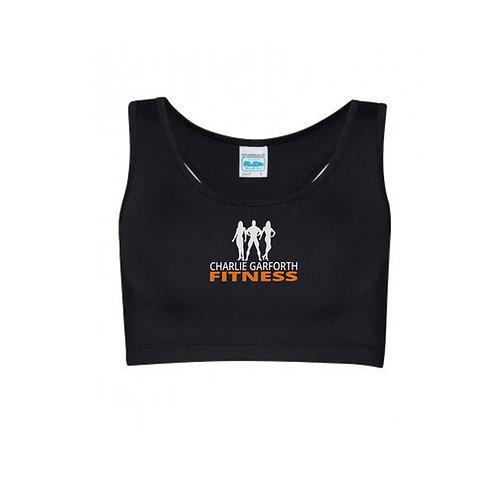 Charlie Garforth Fitness Crop Top