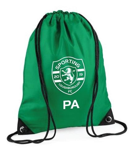 SLFC Drawstring Bag