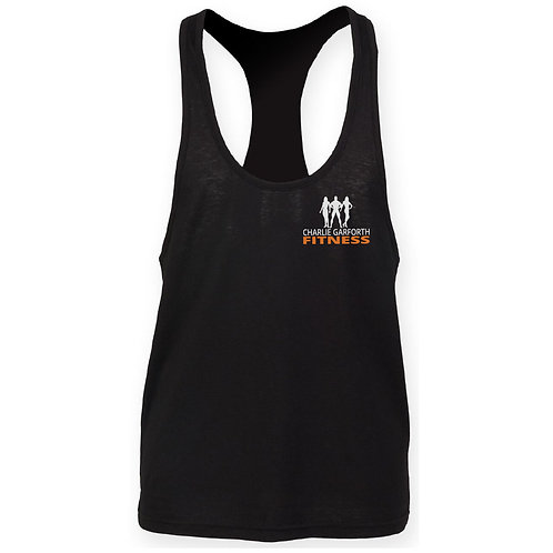Charlie Garforth Fitness Muscle Vest