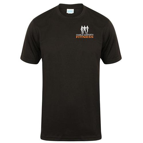 Charlie Garforth Fitness Cool T-shirt