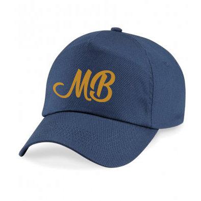 Monk Bretton CC Kids Cap - Navy