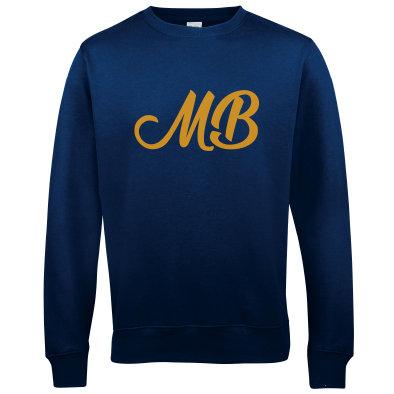 Monk Bretton CC Sweatshirt - Navy