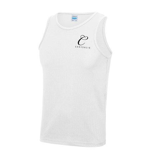 Chrysalis Performance Vest White