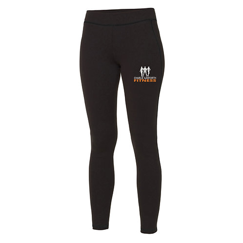 Charlie Garforth Fitness Ladies Performance Leggings