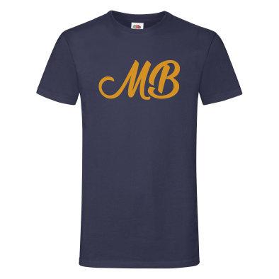 Monk Bretton CC T-Shirt - Navy