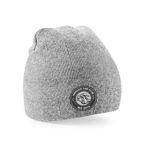 Weenus Car Club Beanie